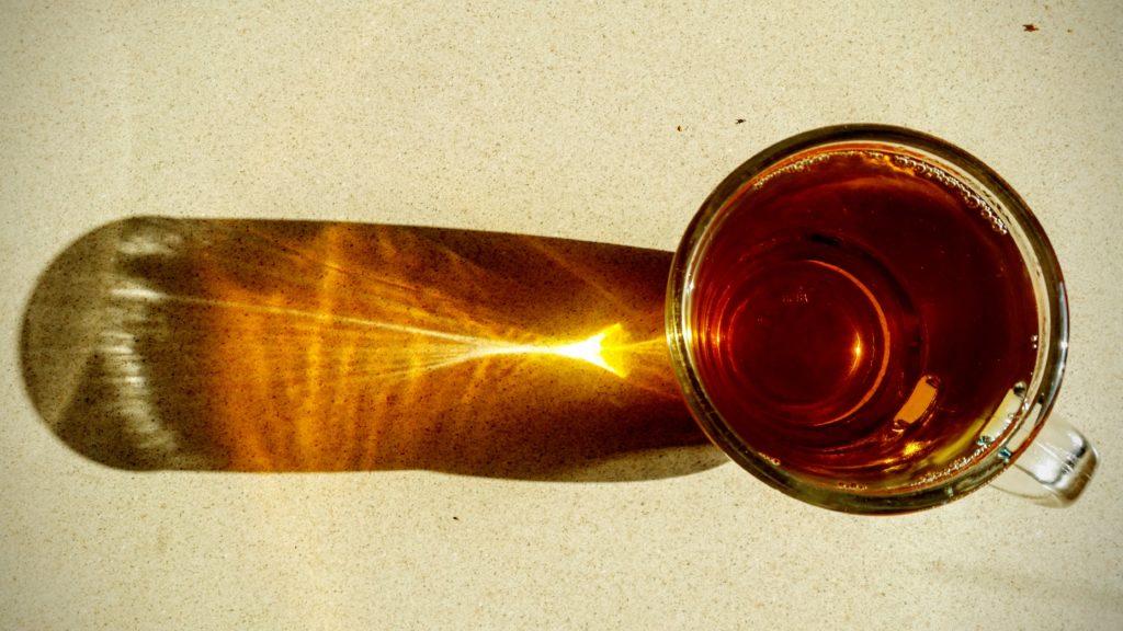 Soczewka Herbaty
