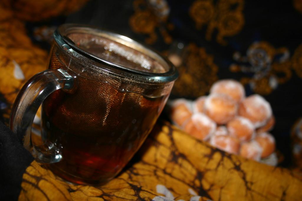 Gorzka herbata isłodkości - najpopularniejsze połączenie