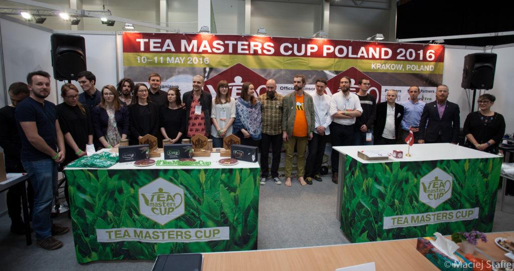 Wszyscy uczestnicy TMC Poland 2016 zsędziami - fot.Maciej Stafiej - Kurs naherbatę