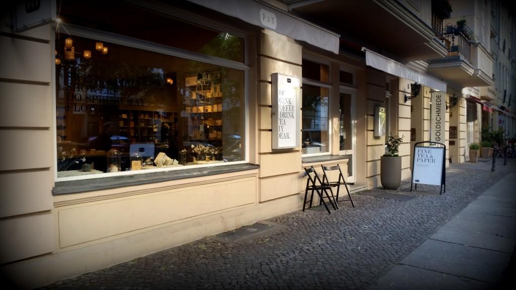 Paper and Tea Berlin