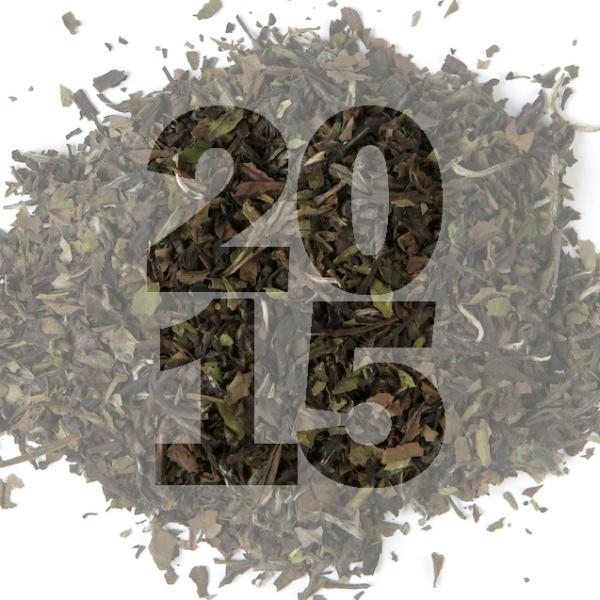 Podsumowanie herbaciane roku 2015