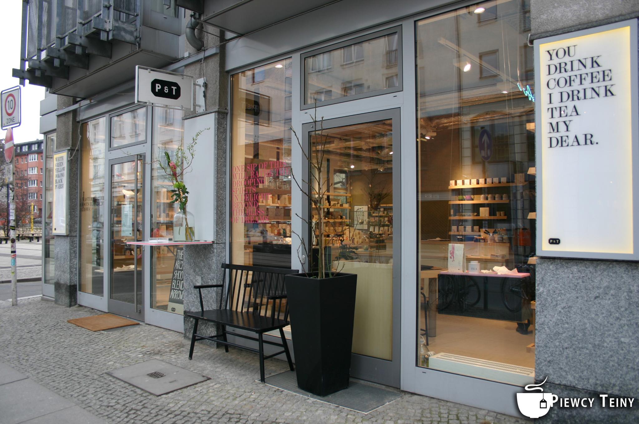 Paper & Tea wBerlin Mitte