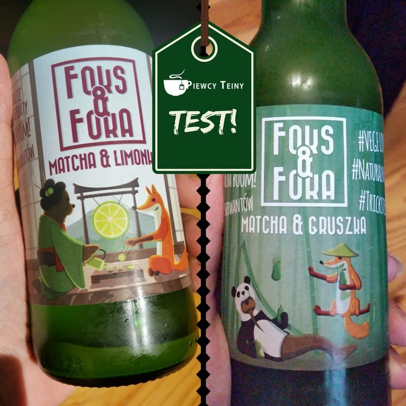 Foks&Foka – Seria #Matchaboom