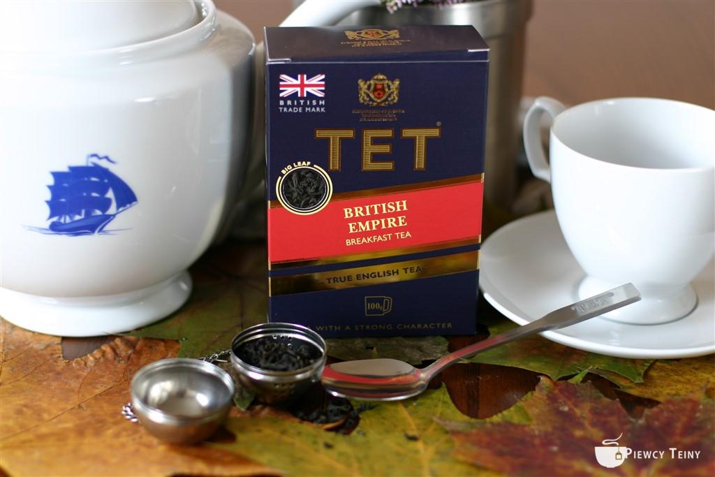 Testujemy: TET British Empire