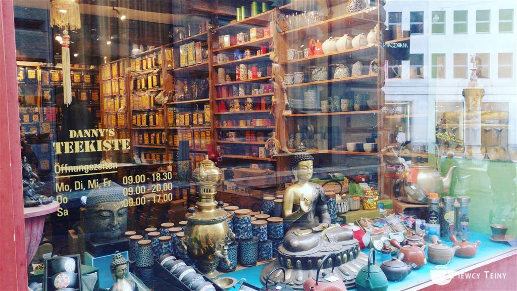 Bazylea iherbata, ile kosztuje czaj wSzwajcarii?