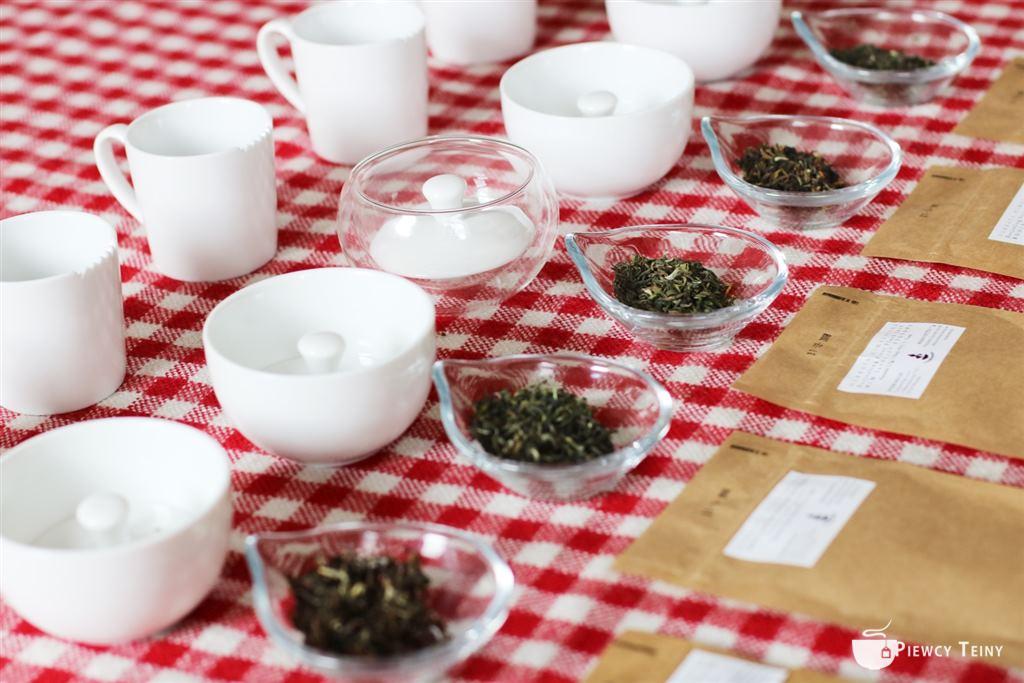 Herbaty himalajskie zCzajowni ijak testować herbaty Darjeeling