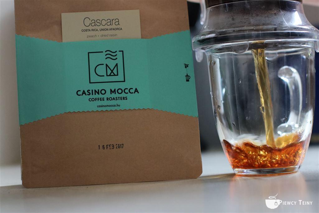 Cascara, czyli herbata zkawy iKawowa Majówka Coffeedesk