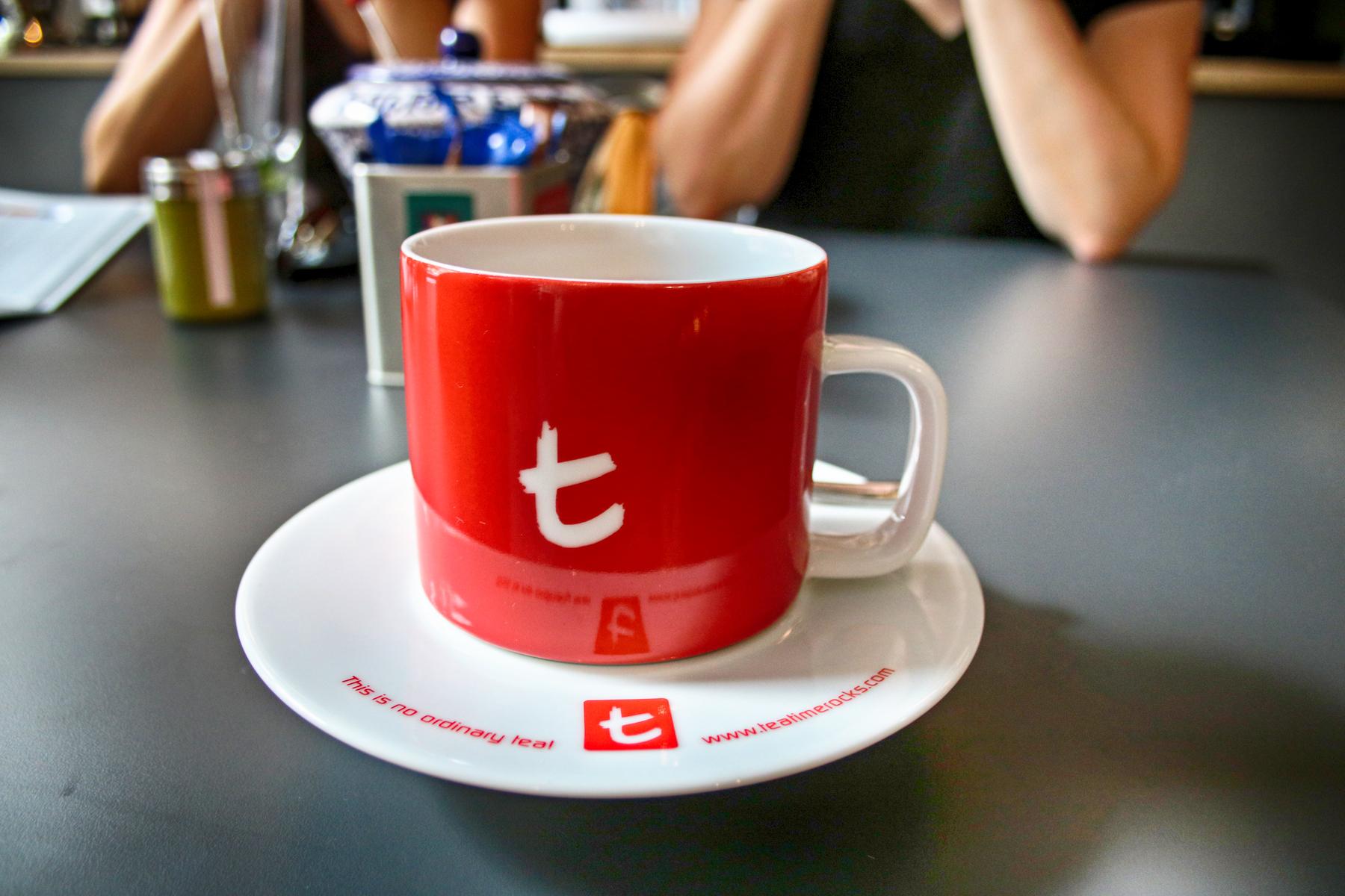 Herbata iKawa wWarszawie