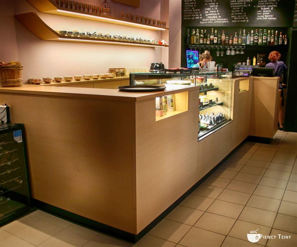 Herbaciarnia Matcha Bistro Bar - Warszawa, herbata