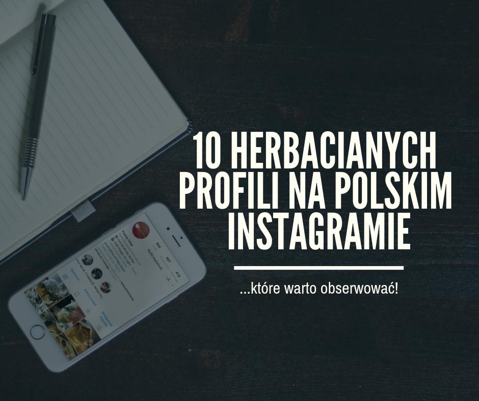 10 herbacianych profili napolskim Instagramie, które warto obserwować