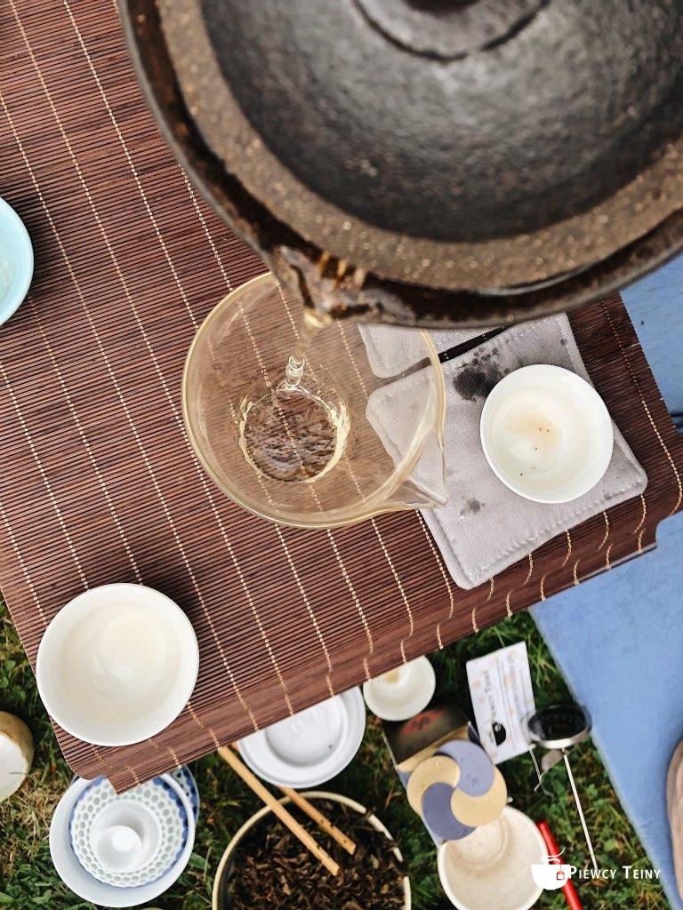 Herbata parzona wshiboridashi