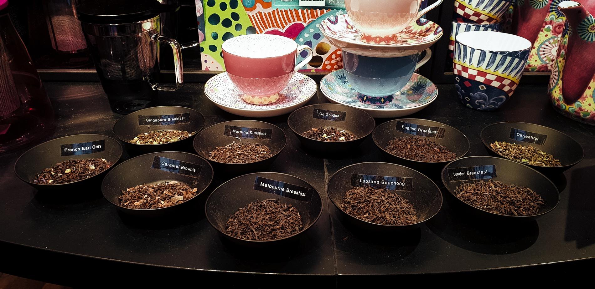 Zakupy początkującego herbaciarza – herbata