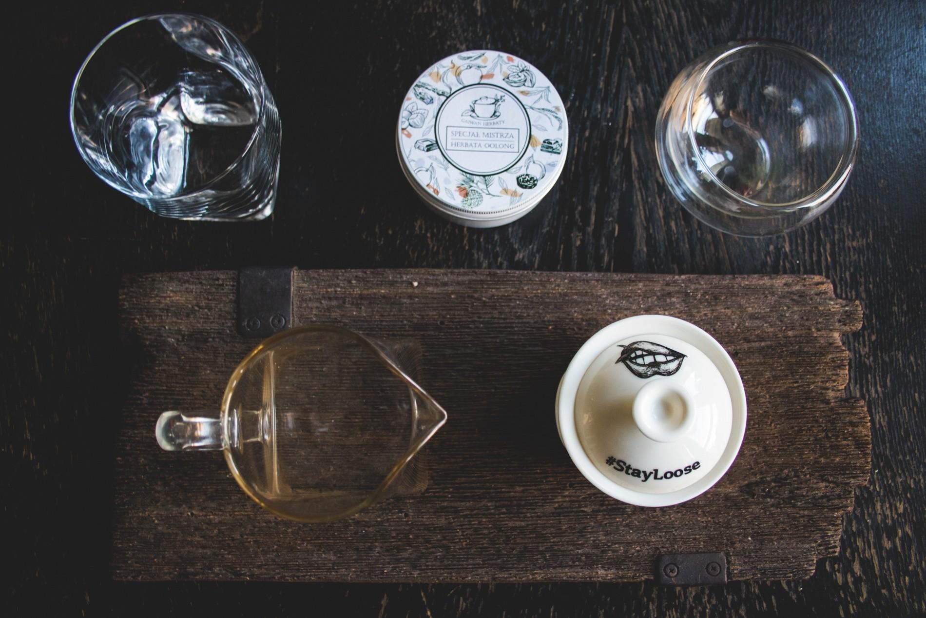 Herbata jak whisky – Specjał Mistrza odGaiwana Herbaty