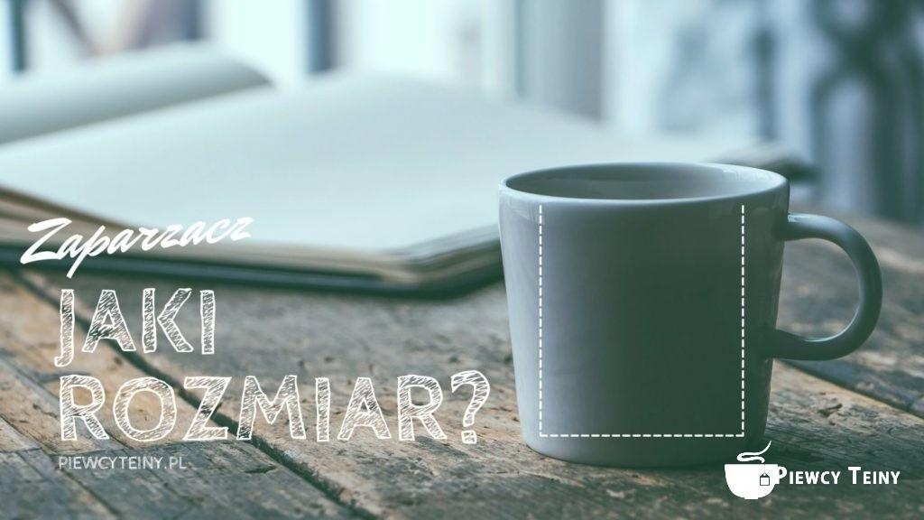 Jak duże powinno być sitko dokubka byzaparzyć herbatę?