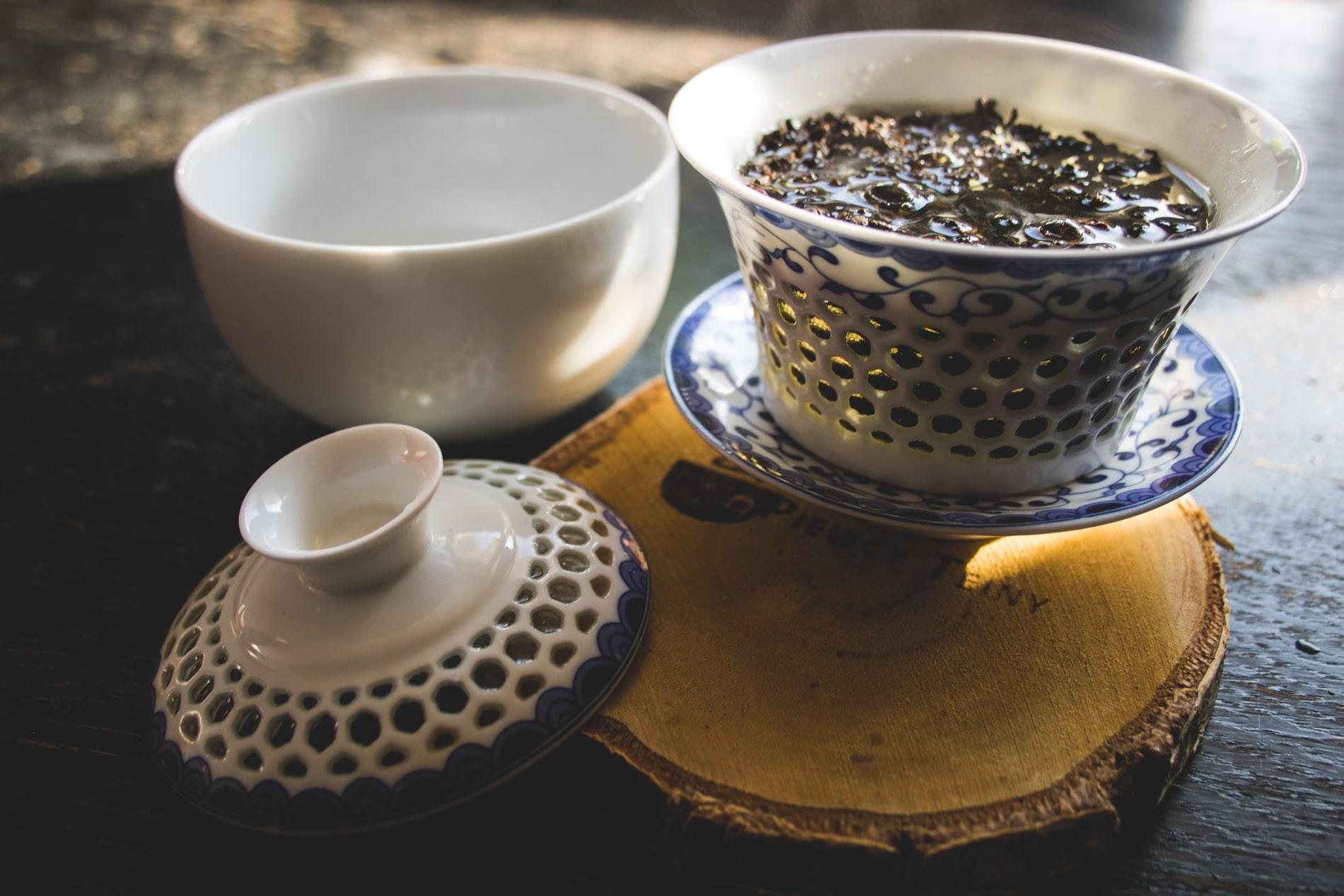 GABA Black zDobrej Herbaty – recenzja