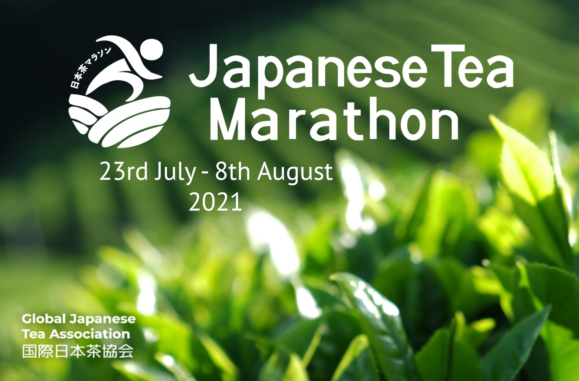 Maraton Herbat Japońskich 2021